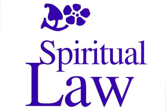 Spiritual Law: A Handbook to Higher Truth